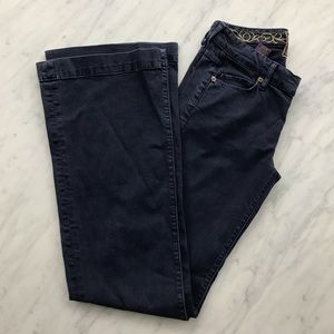 Rich & Skinny flared indigo classic jeans 25